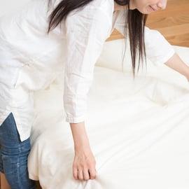布団カバーの洗濯頻度は週に何回が正解?効果的な洗い方は?