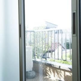ベランダ 窓