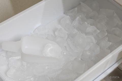 冷蔵庫の製氷機
