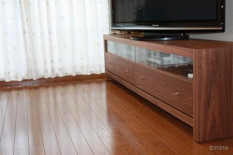 テレビ台 テレビボード フローリング
