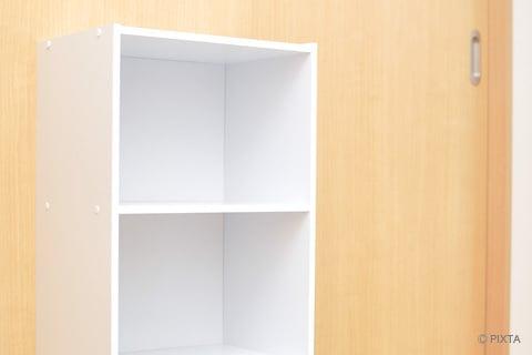 カラーボックス 棚