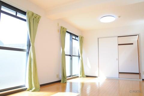日差し 明るい部屋