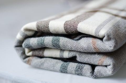 ウールの毛布