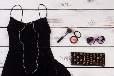 ベロアの服