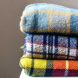 毛布はクリーニングでキレイに!料金はどれくらい?