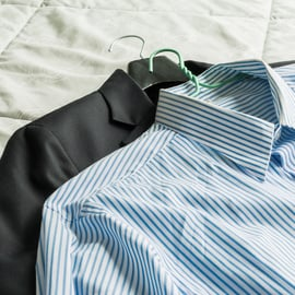 スーツのクリーニング