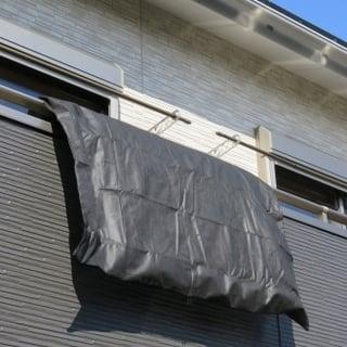 布団 干し カバー シート 花粉ガードふとん干し袋