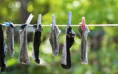 洗濯 ワイヤー
