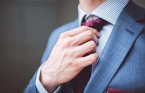 ネクタイ スーツ