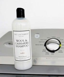ドライ クリーニング 洗剤 ウールカシミアシャンプー