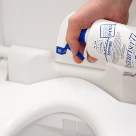 パストリーゼでトイレ掃除!便器から床までパストリーゼ1本で十分!