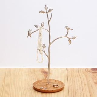 アクセサリースタンド 木と小鳥