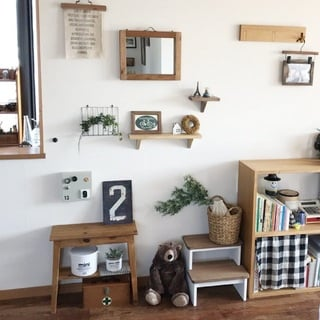 Wall Shelf 3セット