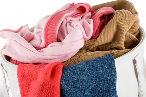 衣類 洗濯 洗濯物