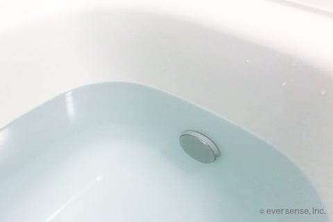 風呂釜の掃除