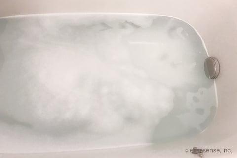 お風呂のお湯を抜く