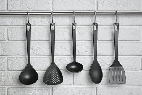 キッチン 壁 キッチンツール フック 道具