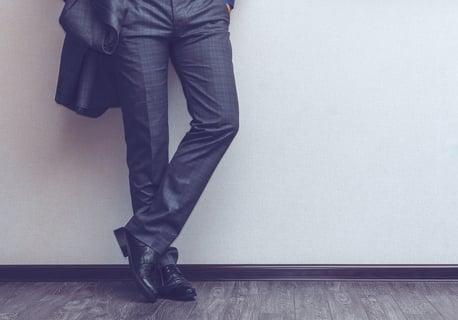 スーツ 男性 スラックス