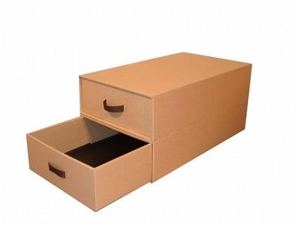 ブーツ用収納ボックス
