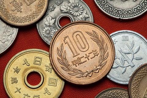 硬貨 コイン 10円玉