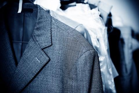 スーツ クリーニング