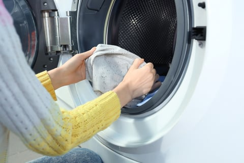洗濯機 コインランドリー