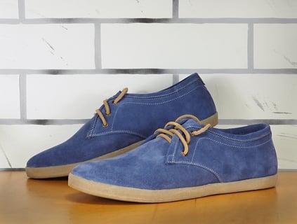 スエード 靴