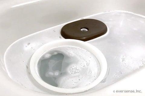オキシウォッシュでお風呂のつけおき