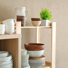 キッチン 収納 皿 食器