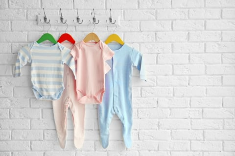 ベビー服 赤ちゃん ハンガー