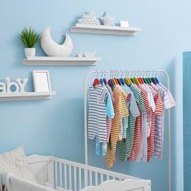 子供部屋 赤ちゃん ベビー ハンガー 服 子供