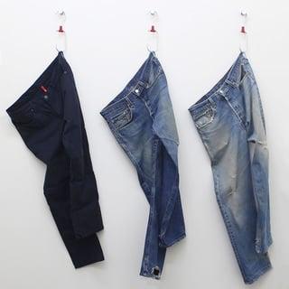 ズボン 収納