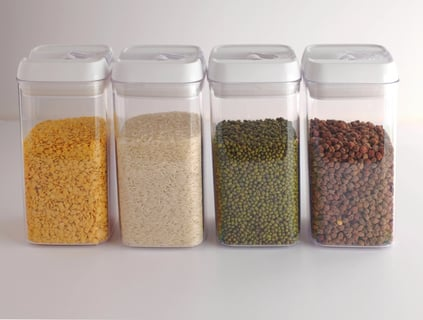 米びつ 収納 調味料