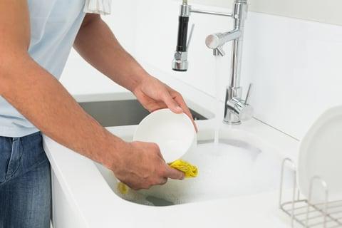 食器洗い キッチン シンク