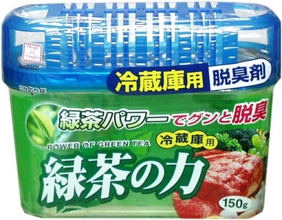 緑茶の力 冷蔵庫用脱臭剤