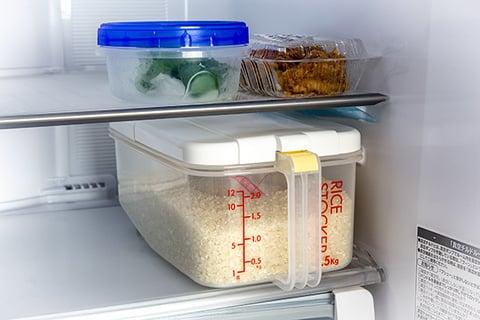 米びつ 冷蔵庫用