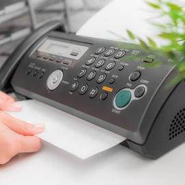 電話台 FAX台