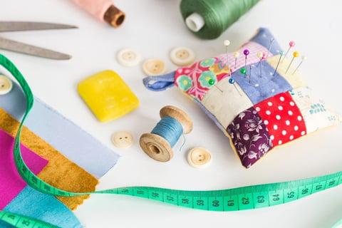 ピンクッション 針山 裁縫道具 裁縫セット 手芸