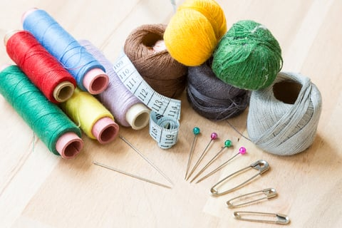 裁縫セット 糸 針