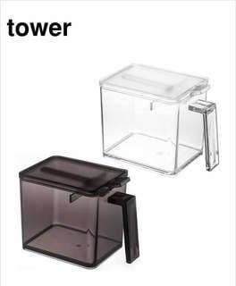 山崎実業 調味料ストッカー タワー