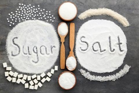砂糖 塩 料理