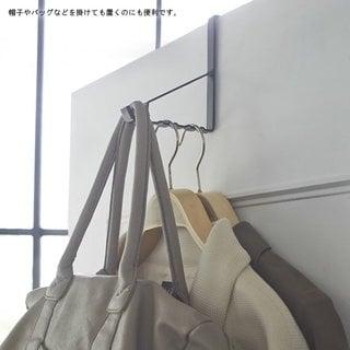 山崎実業 ドアハンガー スマート 6連