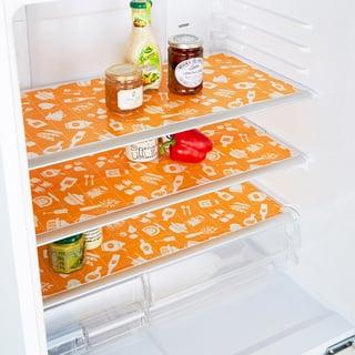 冷蔵庫消臭 汚れ防止シート 4枚セット