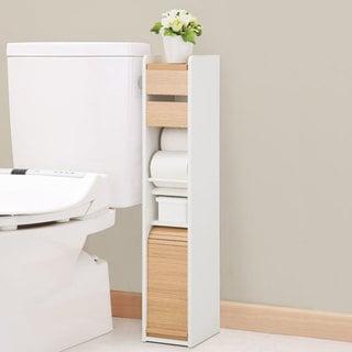トレイットペーパー 収納 トイレ収納 ベロウズKB(3ロール) ニトリ 【玄関先迄納品】
