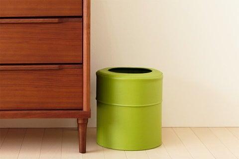 PVCレザーゴミ箱 pinoco