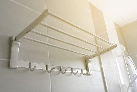 トイレ 収納 突っ張り棒