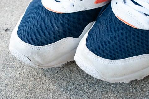 ジェイソンマークで靴洗い