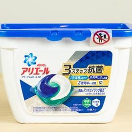 ジェルボール洗剤(パッケージ)