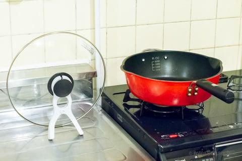 フライパン 鍋 蓋 収納