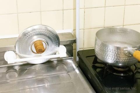 鍋 フライパン フタ 収納